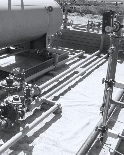 Oil operations equipment